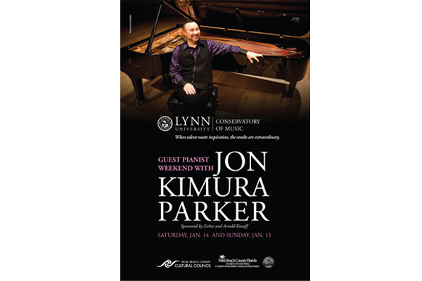 Jon Kimura Parker Postcard